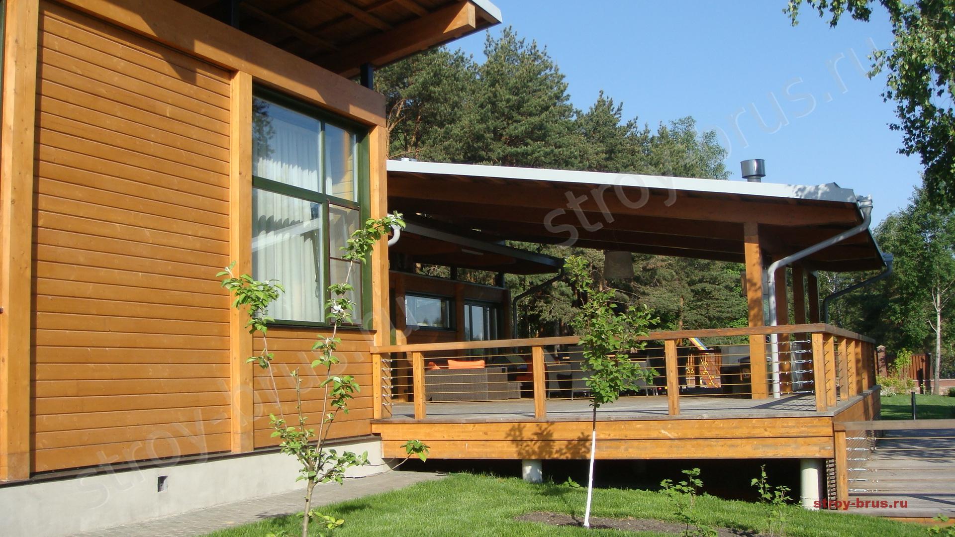 Веранда, пристроенная к дому : виды, дизайн и строительство своими руками