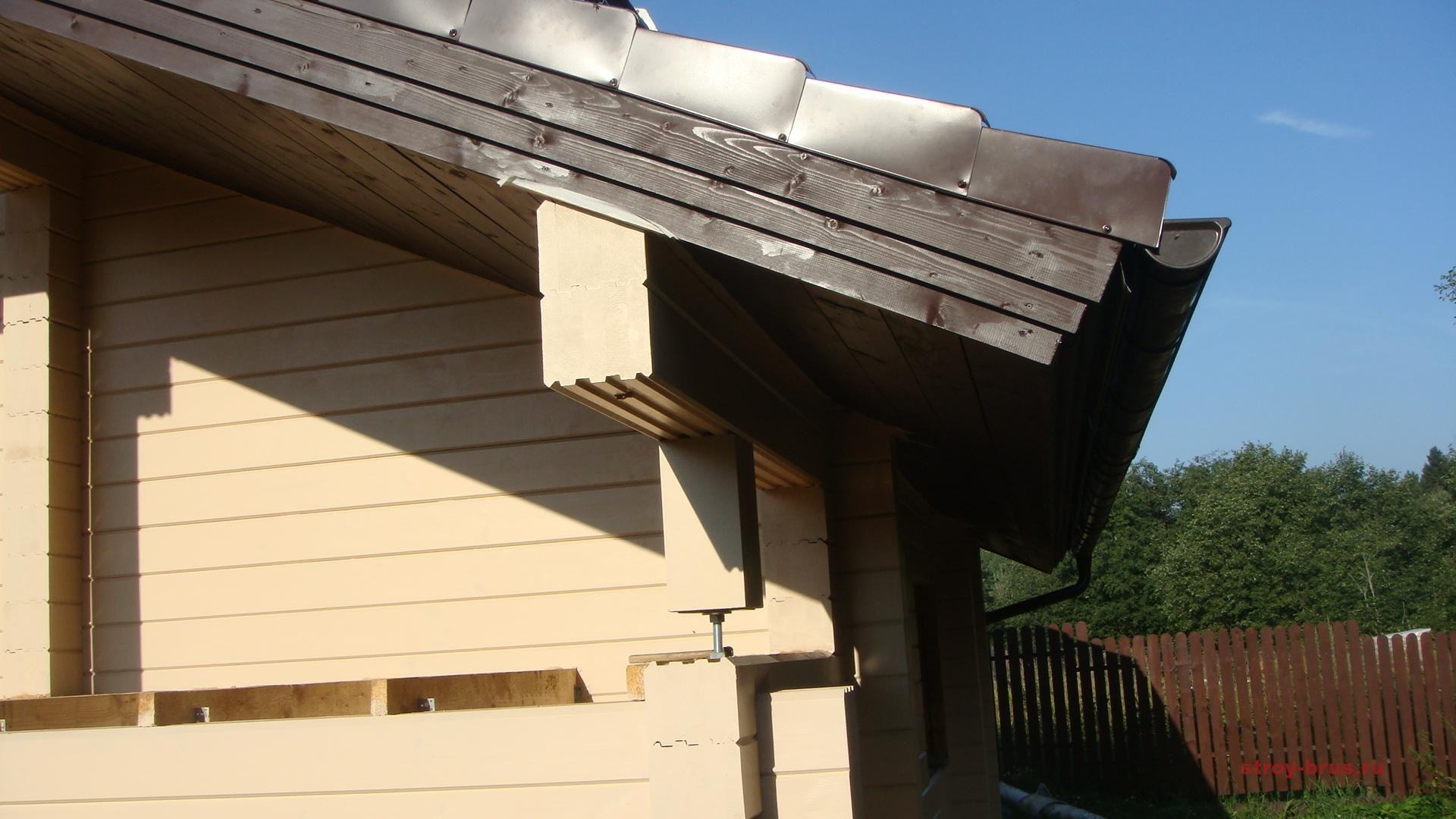 Подшивка карнизов крыши: инструкция, материалы, инструменты 20