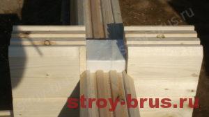 Методика утепления стен деревянного дома