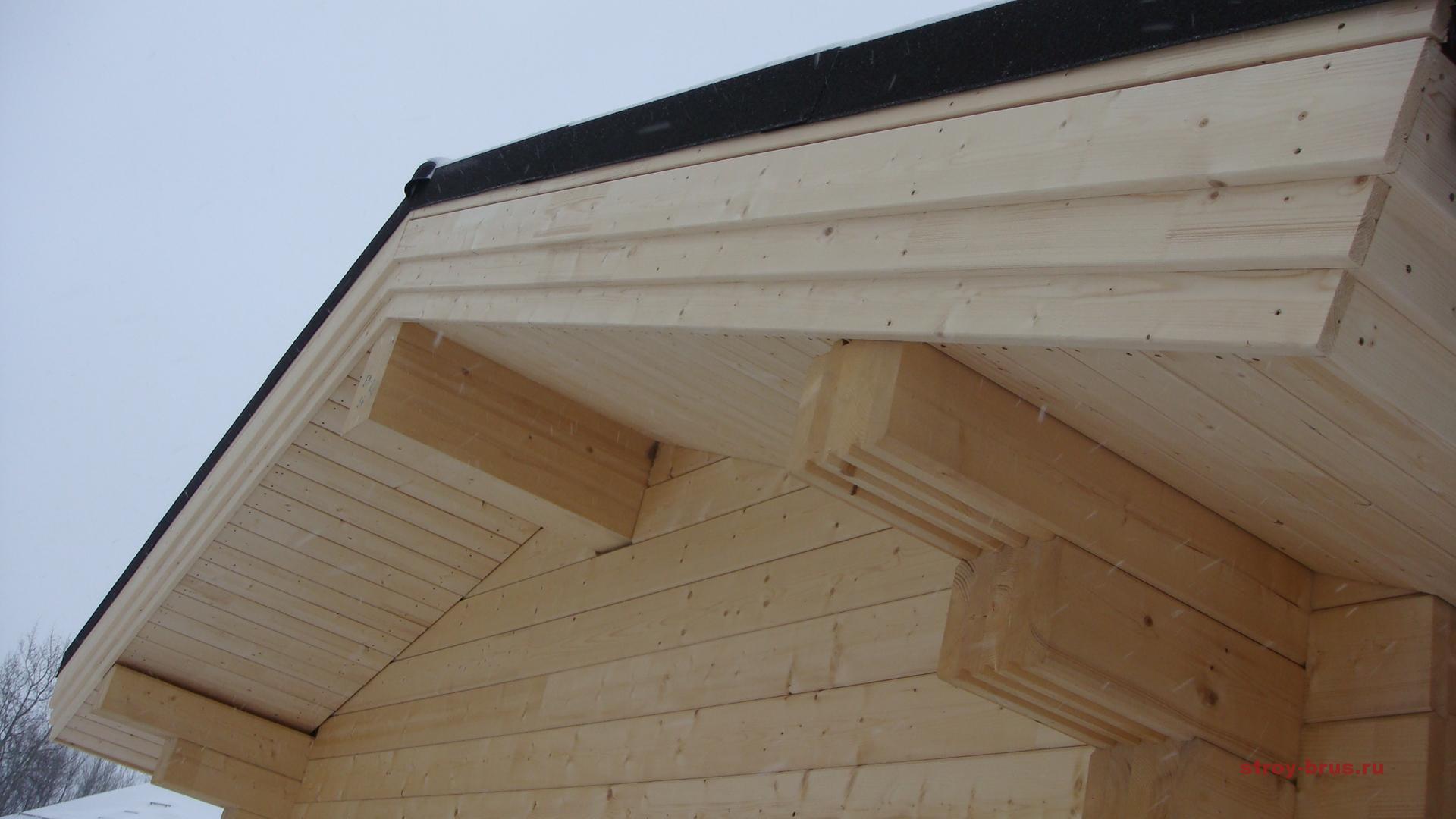 Подшивка карнизов крыши: инструкция, материалы, инструменты 43