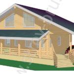 3D-модель дома Мечта
