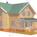 3D-модель дома Терем