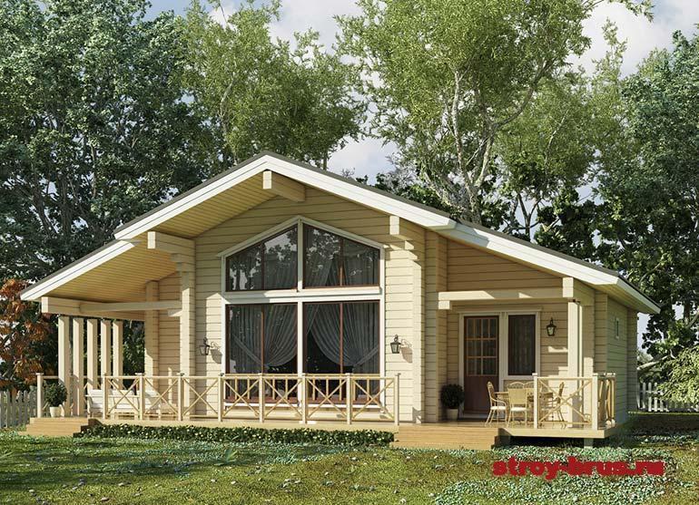 Чем отличаются деревянные дома