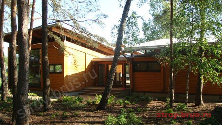 Преимущества деревянных домов - примеры с фото