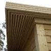 Экологичный этаж из кедра – Сколково
