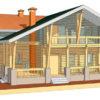 Проекты – цены на дома и бани