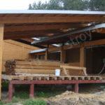 Дачная терраса – отличное место для отдыха летом на даче
