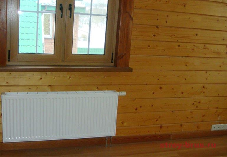 Как можно отделать деревянный коттедж изнутри