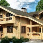 Деревянные дома. Строительство под ключ