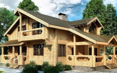 Деревянные дома – преимущества