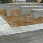 Готовый Фундамент деревянного дома