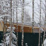Зимнее строительство бань