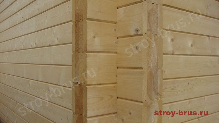 Как правильно производить утепление стен домокомплекта из бруса