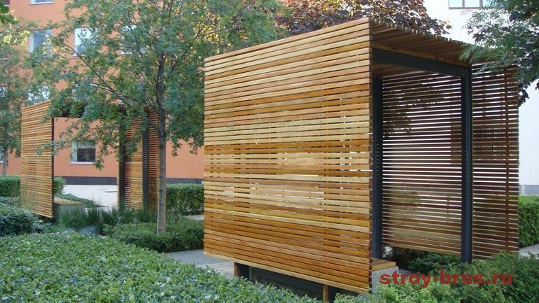 Примеры реконструкции деревянных конструкций
