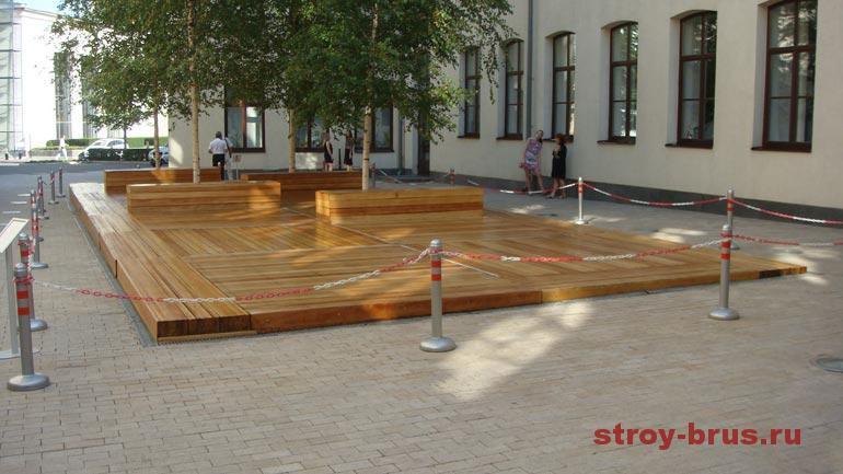 Деревянные конструкции - реконструкция