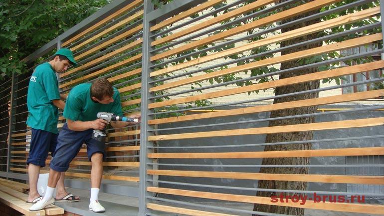 Задачи и цель реконструкции конструкций из дерева