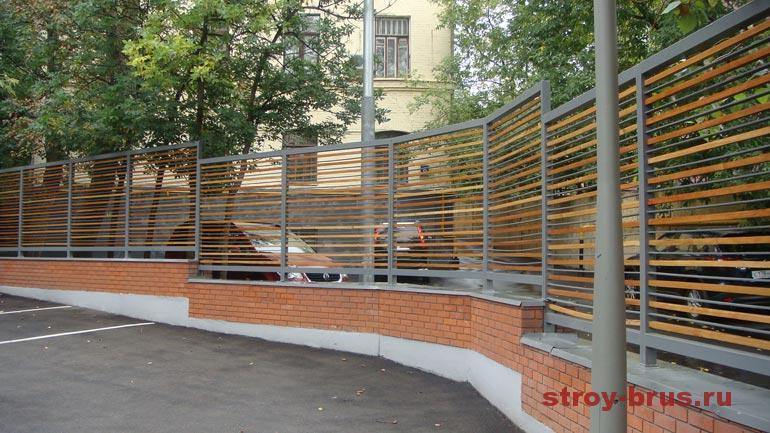 Пример готовой реконструкции конструкции из дерева
