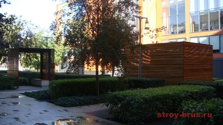 Компания СтройБрус - примеры реконструкции деревянных конструкций