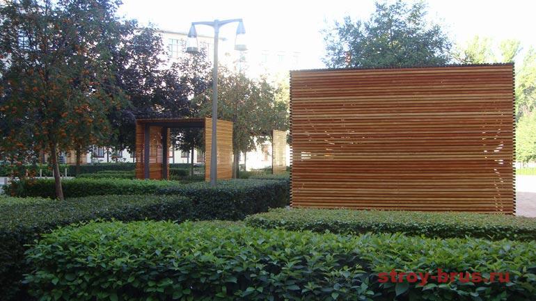 Реальные фото реконструкции деревянных конструкций
