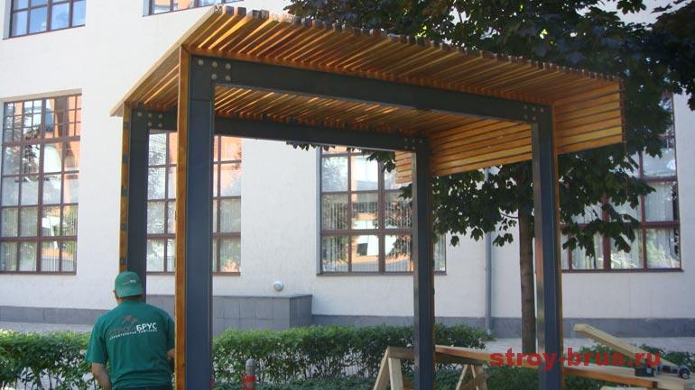 ак заказать услугу реконструкции деревянных конструкций