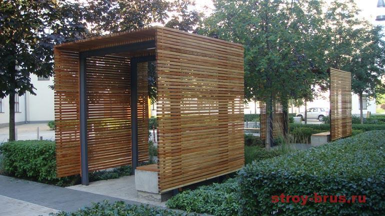 Реконструкция деревянных конструкция специалистами СтройБрус