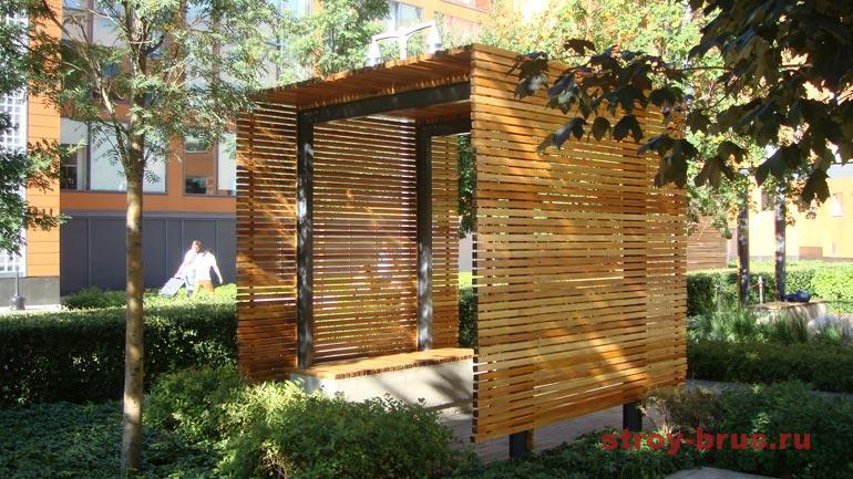 Что делается в процессе реконструкции деревянных конструкций