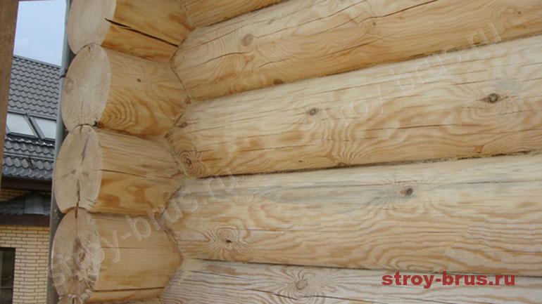 Техника безопасности при шлифовке стен деревянного дома