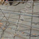 Каркас из арматуры под фундамент