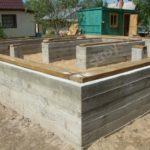 Подготовительные работы перед строительством деревянного дома