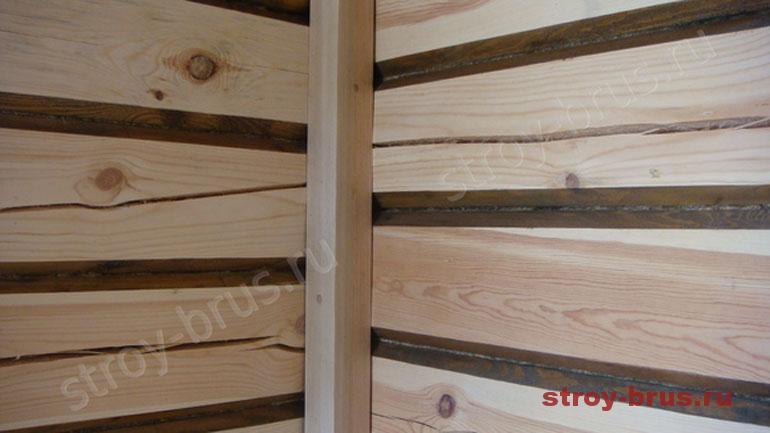 Как может выглядеть внутренний интерьер бани
