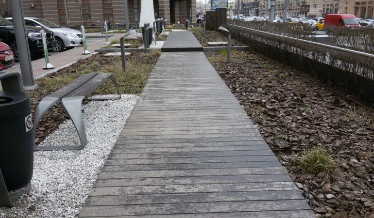 Деревянный объект до реконструкции специалистами СтройБрус