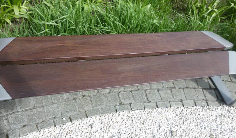 Фото реконструированной деревянной конструкции