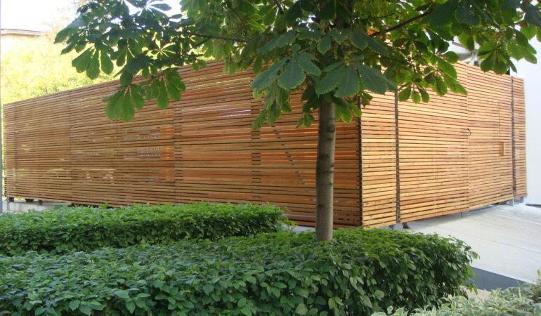 Готовая реконструкция деревянных конструкций ТБО  БЦ Станиславский