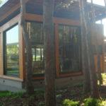 Гостевой дом в из клееного бруса