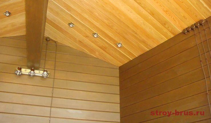 Электропроводка в ретро стиле деревянного дома