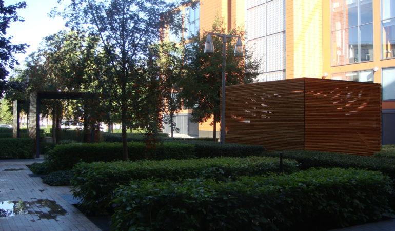 Фото деревянной конструкции после реконструкции