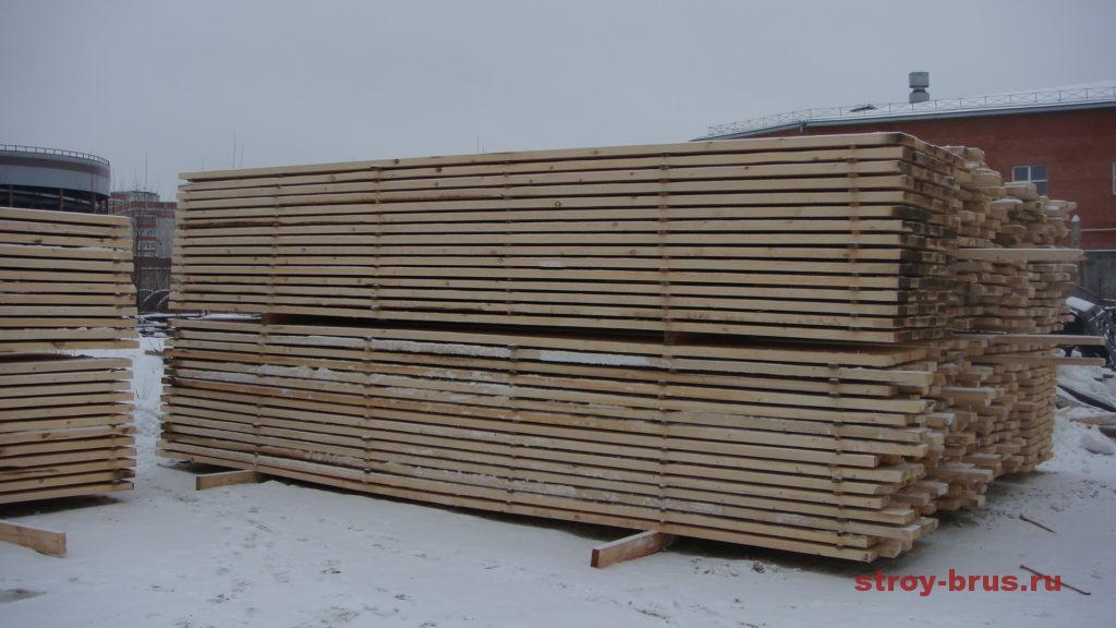 Как выполняется сушка древесины, используемой при строительстве домов?