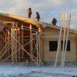 Готовим крышу дома к зиме