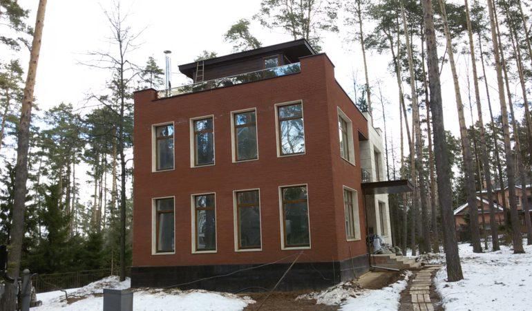 Экологичное жильё на крыше дома